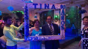 Tina y Balam 90 yrs